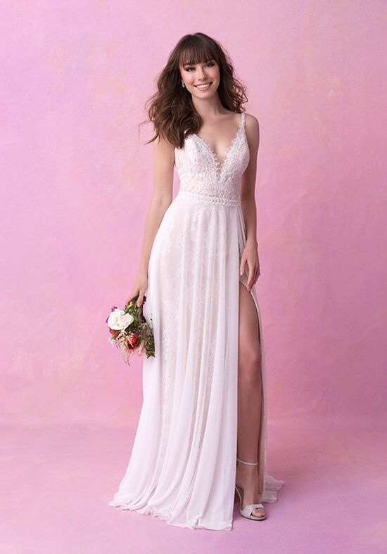 Allure Romance 3170 Sheath Wedding Dress