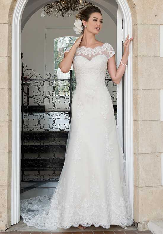 Angel & Tradition AT4636 A-Line Wedding Dress