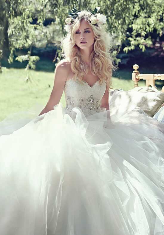 Maggie Sottero Aracella Ball Gown Wedding Dress