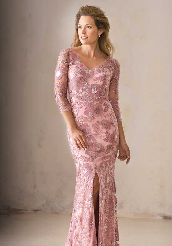 Jade Couture K208011 Pink Mother Of The Bride Dress