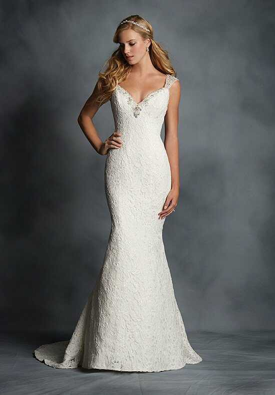 Alfred Angelo Signature Bridal Collection 2524 Mermaid Wedding Dress