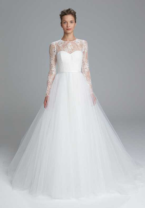 Amsale Myra Ball Gown Wedding Dress