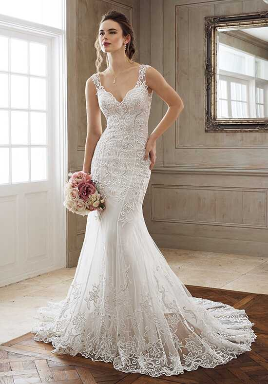 Sophia Tolli Y11896A Iona Mermaid Wedding Dress