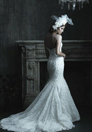 Allure Couture C200 A-Line Wedding Dress
