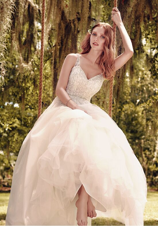 Maggie Sottero Jace A-Line Wedding Dress