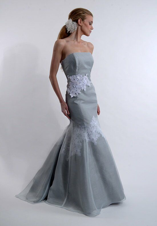 Elizabeth St. John Dream Mermaid Wedding Dress