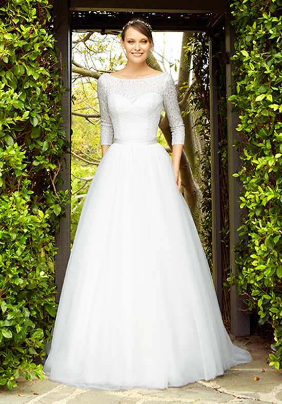 Simply Val Stefani S2035 Top / S2045 Skirt A-Line Wedding Dress