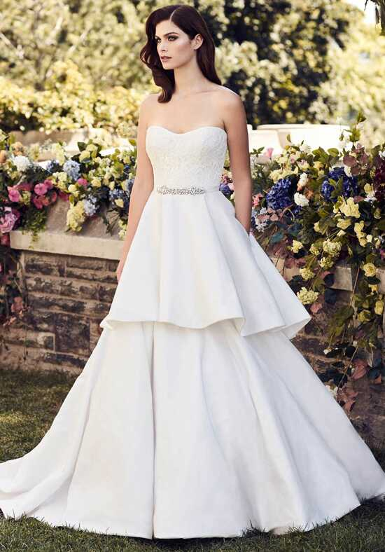 Paloma Blanca 4732 A-Line Wedding Dress