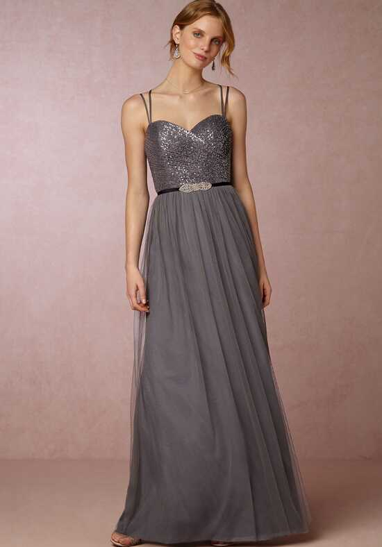 BHLDN (Bridesmaids) Isadore Dress - Rosewood Sweetheart Bridesmaid Dress