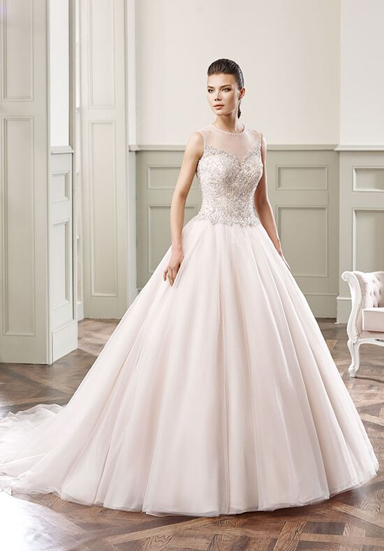 Eddy K CT156 Ball Gown Wedding Dress