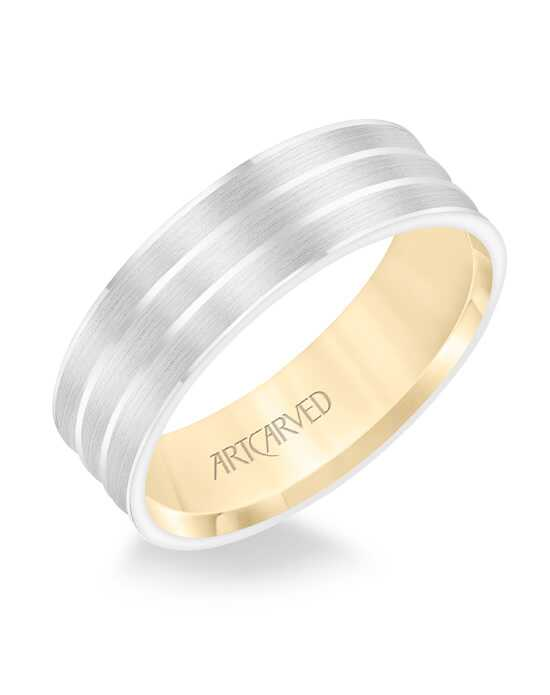 ArtCarved 11-WV8828WY65 Gold Wedding Ring