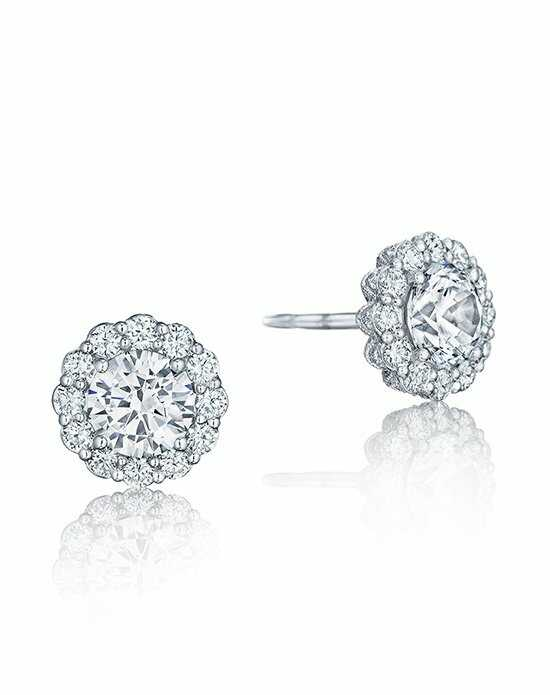Tacori Fine Jewelry FE 803 RD 6.5 Wedding Earring photo