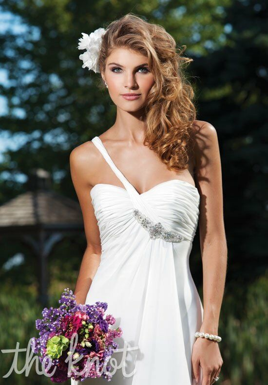Sincerity Bridal 3658 A-Line Wedding Dress