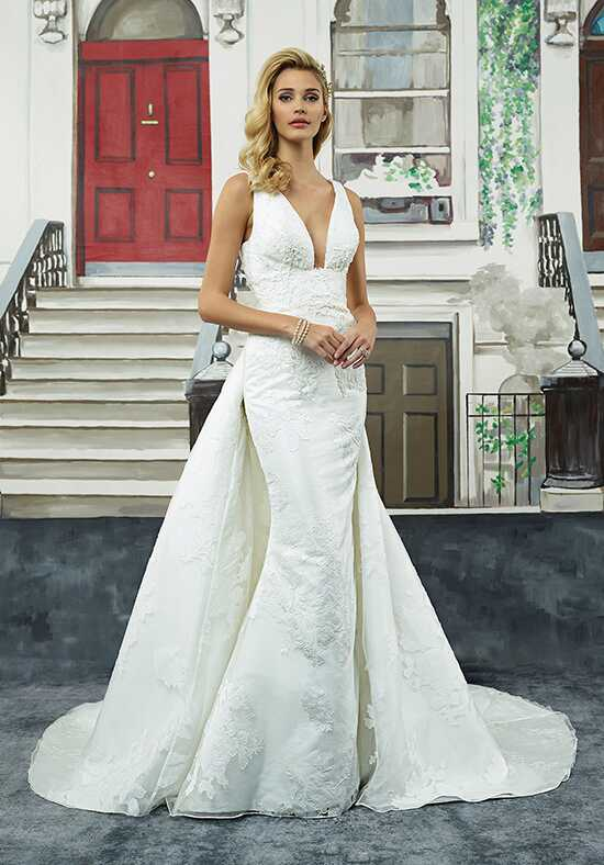 Justin Alexander 8947 Mermaid Wedding Dress