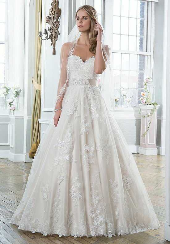 Lillian West 6386 Ball Gown Wedding Dress