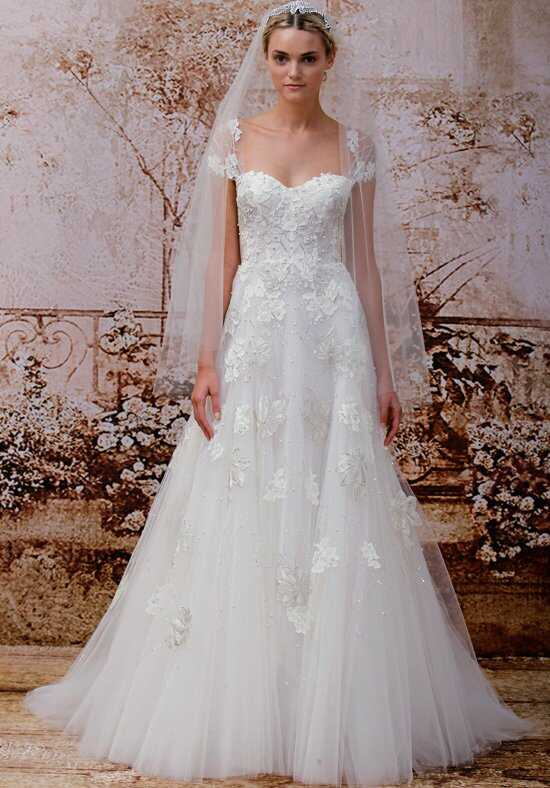 Monique Lhuillier Esme Wedding Dress