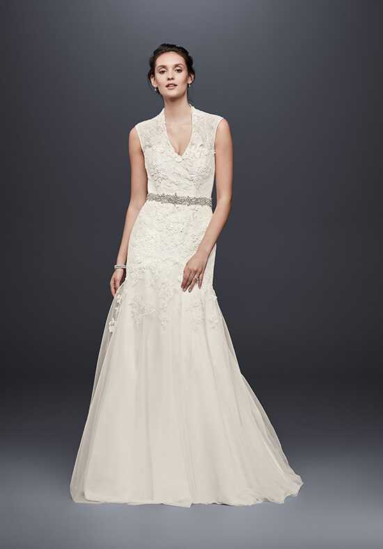 Melissa Sweet for David's Bridal Melissa Sweet Style MS251005 Mermaid Wedding Dress