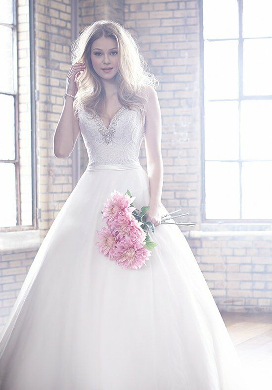 Madison James MJ159 A-Line Wedding Dress