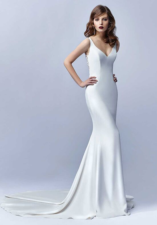 Blue by Enzoani Jane Mermaid Wedding Dress