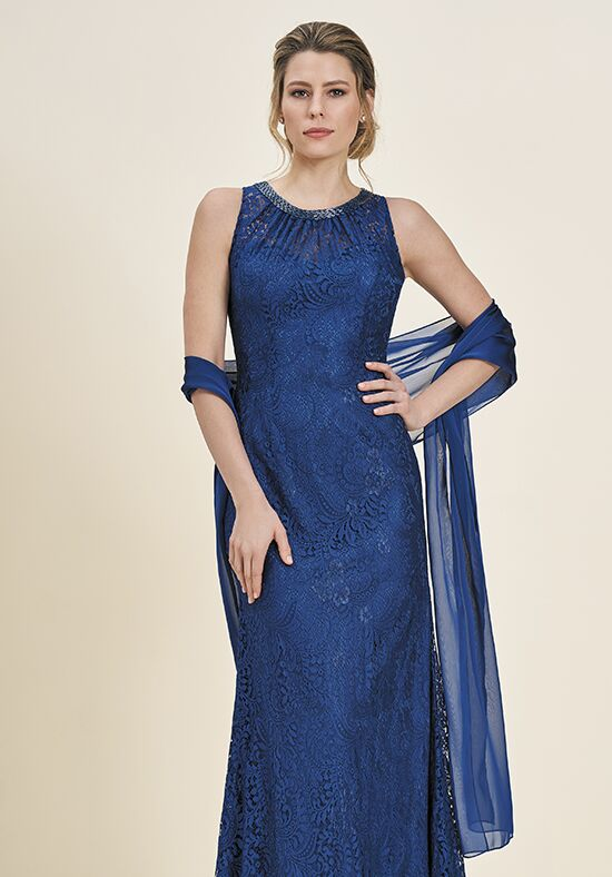 Jade J195066 Blue Mother Of The Bride Dress