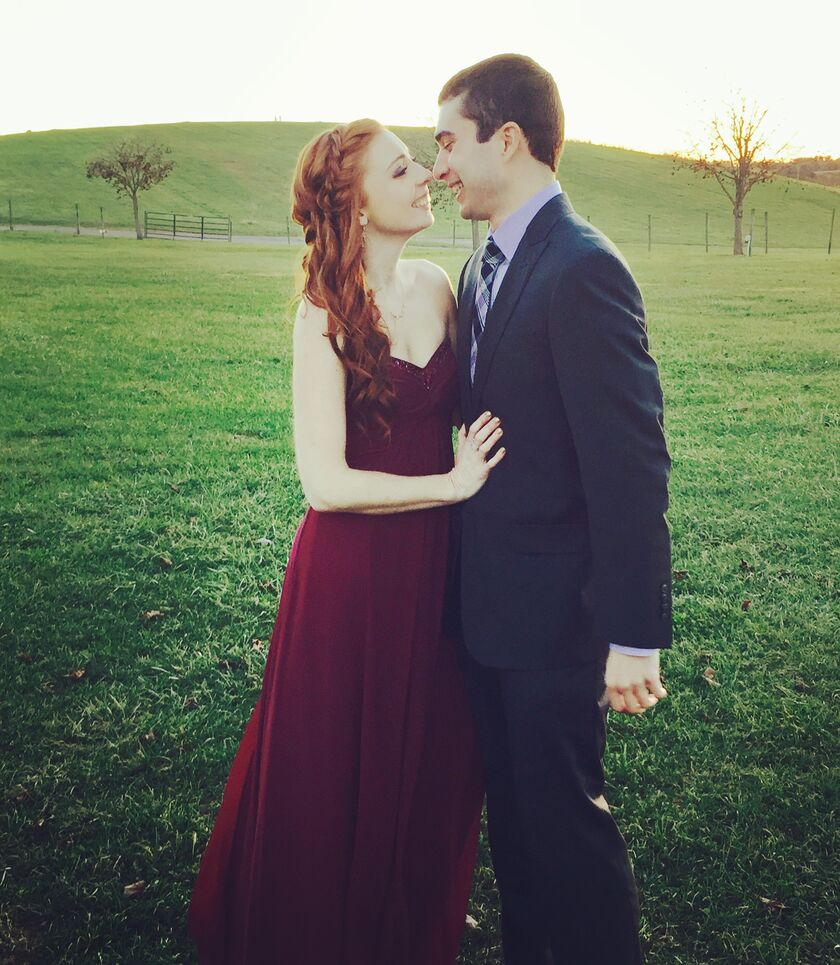 Kelly And James Met Freshman Year At The University Of Maryland College Park Through Mutual Friends Three Years Later They Became Best During