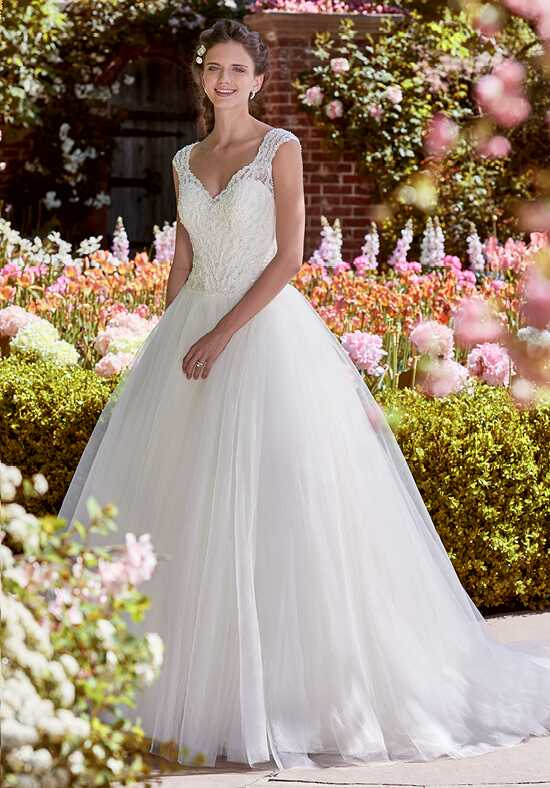 Rebecca Ingram Leanne Ball Gown Wedding Dress