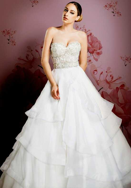 Ysa Makino KYM81 Ball Gown Wedding Dress