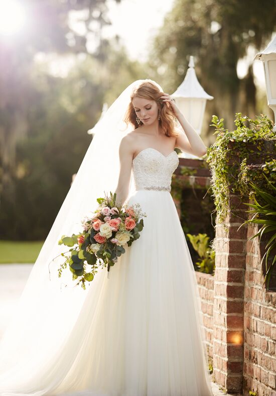 Martina Liana Carys+Scout A-Line Wedding Dress