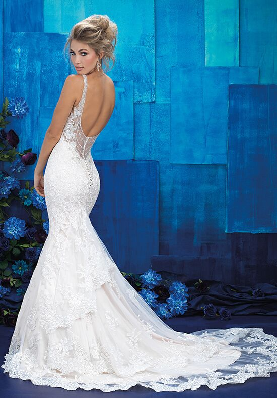 Allure Bridals 9401 Wedding Dress