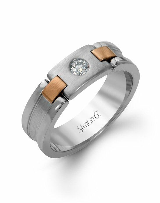 Simon G. LP2078 Wedding Ring photo