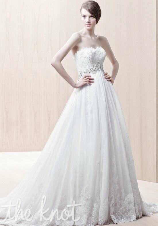 Enzoani Ghislaine A Line Wedding Dress