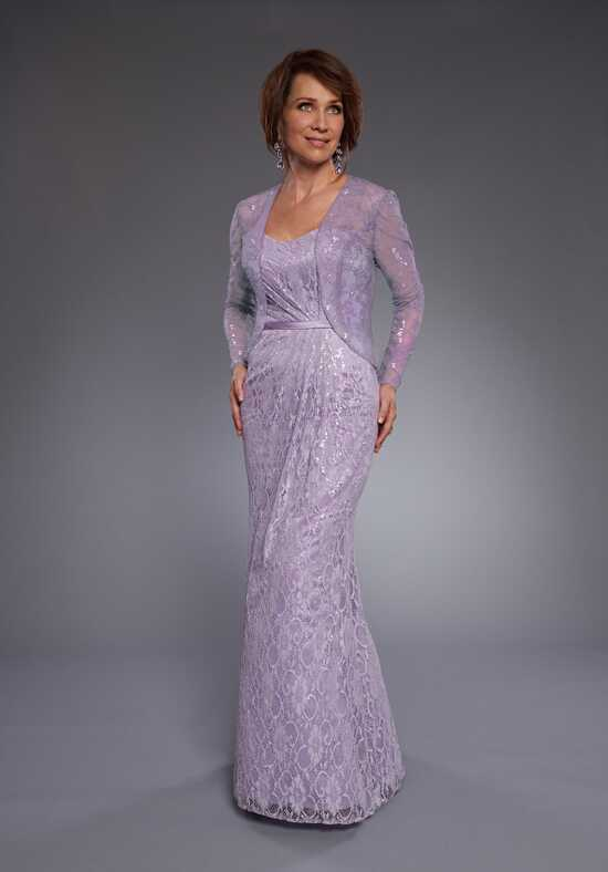 Beautiful Mothers by Mary's M2737 Purple Mother Of The Bride Dress