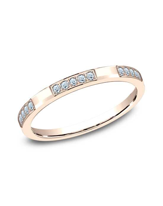 Benchmark 522851R Rose Gold Wedding Ring