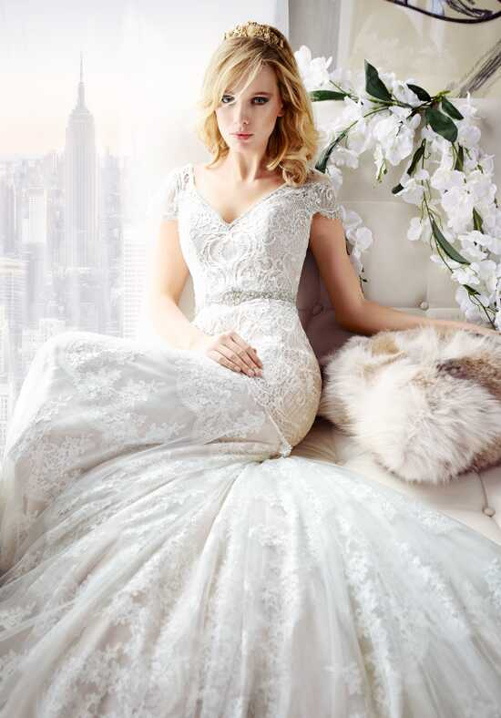 Val Stefani D8112 Mermaid Wedding Dress