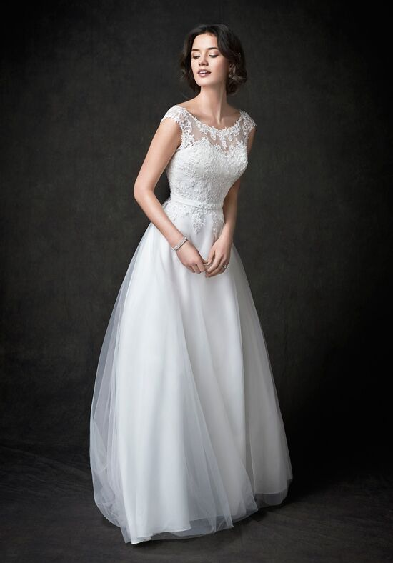 Kenneth Winston: Gallery Collection GA2273 A-Line Wedding Dress