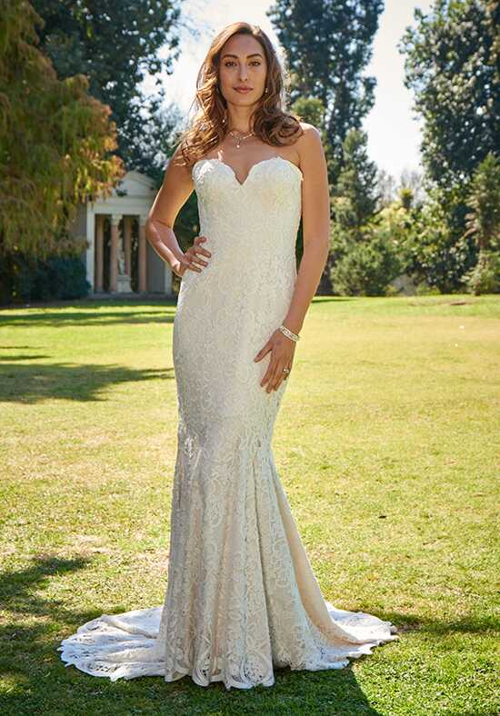Pallas Athena PA9340N Mermaid Wedding Dress