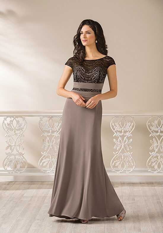 Jade J185008 Black Mother Of The Bride Dress