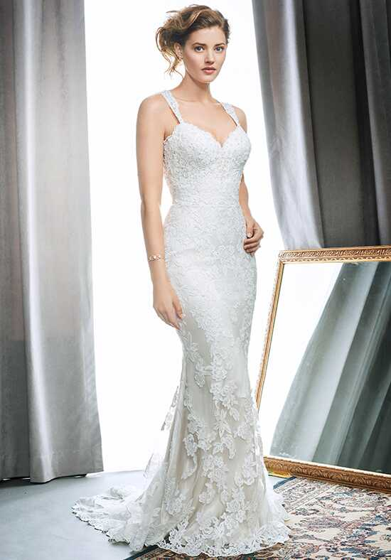 Kenneth Winston 1701 Mermaid Wedding Dress