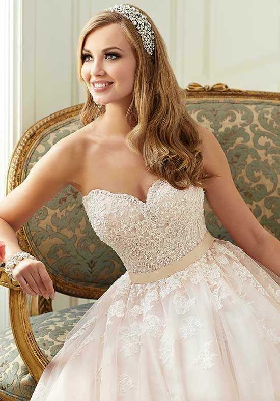 Stella York 6098 Ball Gown Wedding Dress