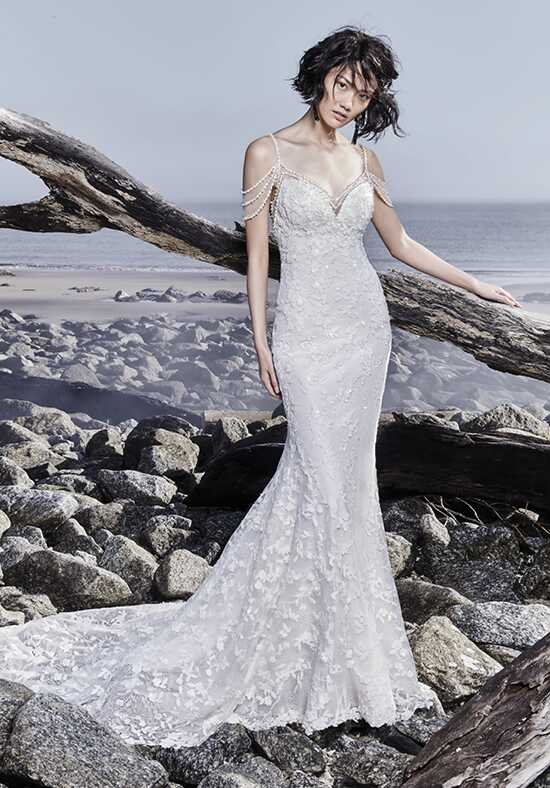 Sottero and Midgley Lynnis Sheath Wedding Dress