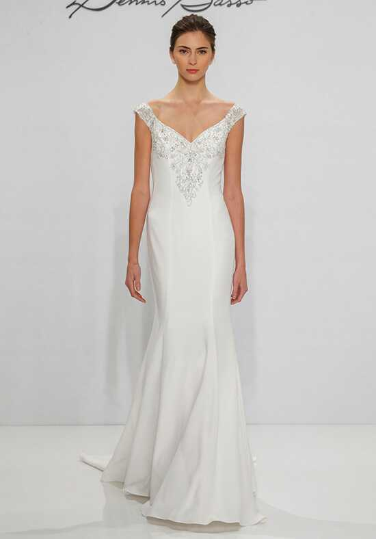 Dennis Basso for Kleinfeld 14103N A-Line Wedding Dress