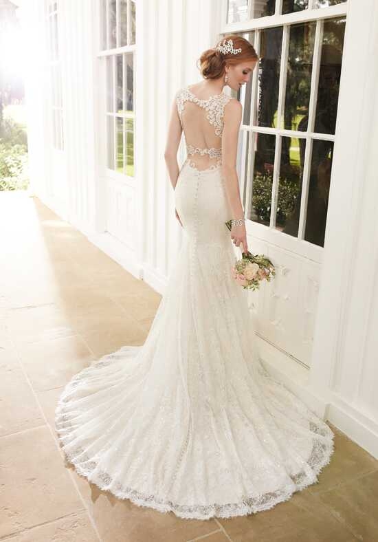 Martina Liana 747 Sheath Wedding Dress