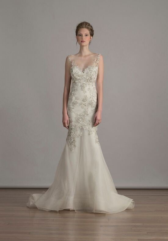 LIANCARLO 6827 Mermaid Wedding Dress