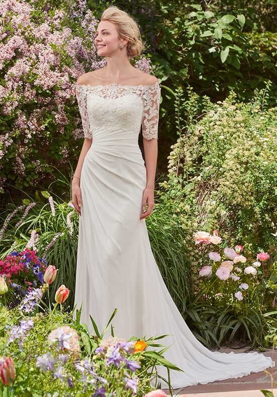 Rebecca Ingram Linda A-Line Wedding Dress
