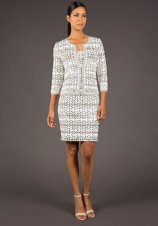 White Mother of the Bride Dresses