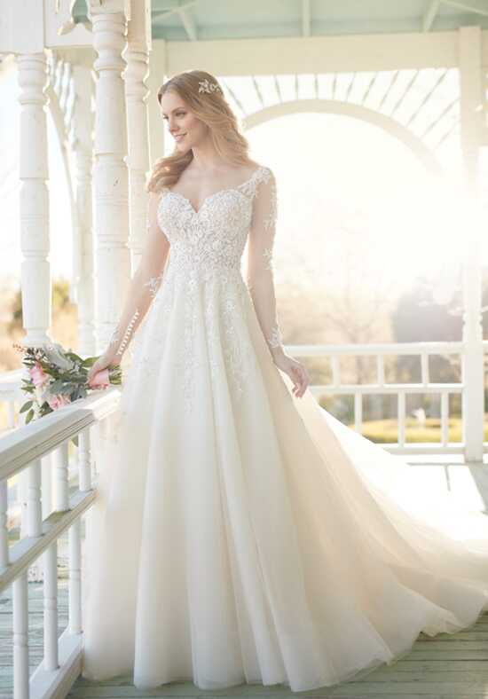 Martina Liana 840 A-Line Wedding Dress