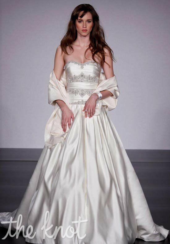 Jewel by Priscilla of Boston JL109 Wedding Dress - The Knot
