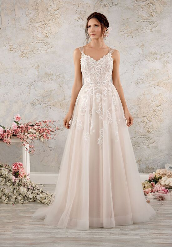 Alfred Angelo Modern Vintage Bridal Collection 8557 Wedding Dress ...