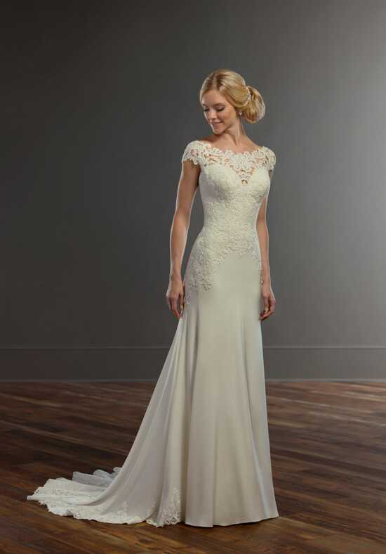 Martina Liana 969 A-Line Wedding Dress
