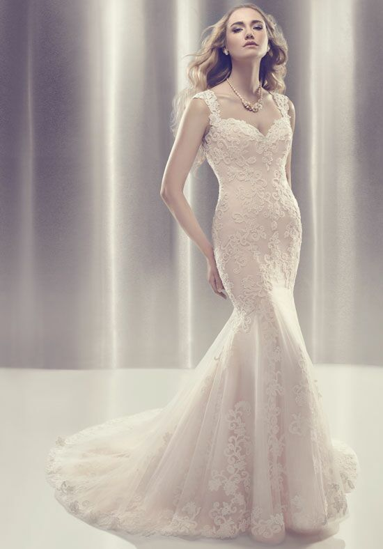 Amaré Couture B080 Mermaid Wedding Dress